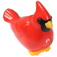 Picture of Custom Printed Cardinal Stress Ball
