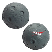 Picture of Custom Printed Moon Stress Ball