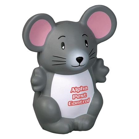 Promotional Mouse Stress Ball