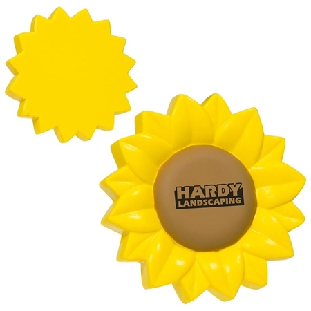 Picture of Custom Printed Sunflower Stress Ball