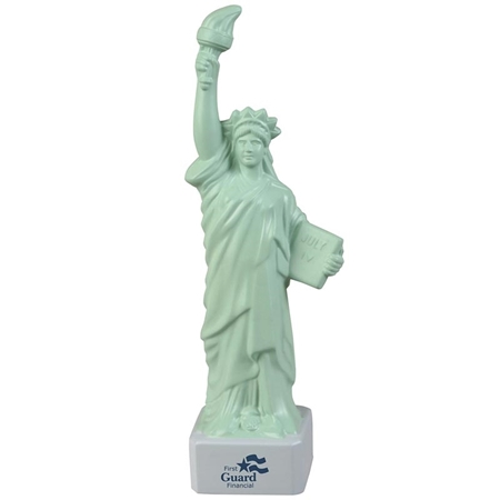 Picture of Custom Printed Statue Of Liberty Stress Ball