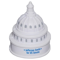 Picture of Custom Printed US Capitol Stress Ball