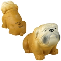 Promotional Bulldog Stress Ball