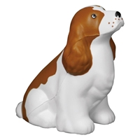 Picture of Custom Printed Spaniel Stress Ball