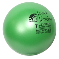 Promotional Jewel Stress Ball