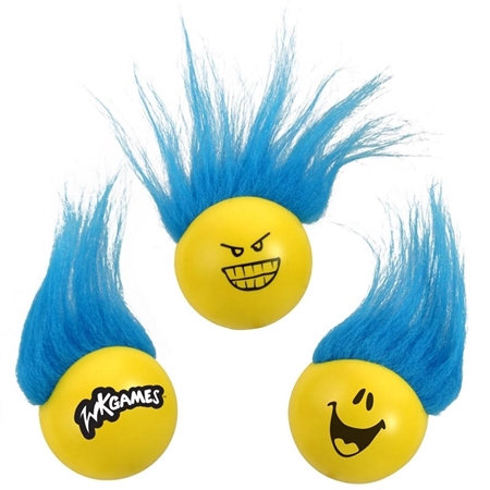 Promotional Troll Ball Stress Ball