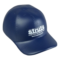 Picture of Custom Printed Baseball Hat Stress Ball