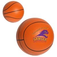 Branded Custom Basketball Stress Ball
