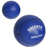 Basketball Stress Ball with logo