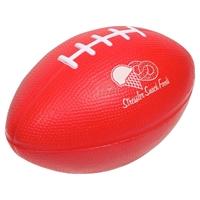 Custom Made Football Stress Ball