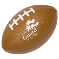 Picture of Custom Printed Medium Football Stress Ball