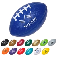 Picture of Custom Printed Medium Football Stress Ball