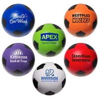 Picture of Custom Printed Soccer Ball Stress Ball
