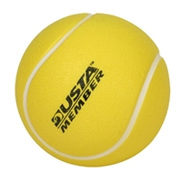 Picture of Custom Printed Tennis Ball Stress Ball
