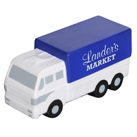 Picture of Custom Printed Delivery Truck Stress Ball