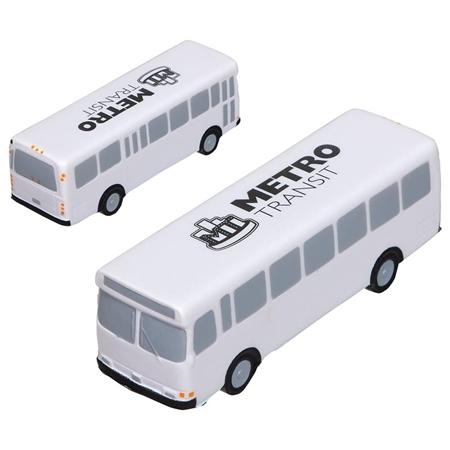 Promotional Metro Bus Stress Ball