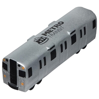 Picture of Custom Printed Metro Train Stress Ball