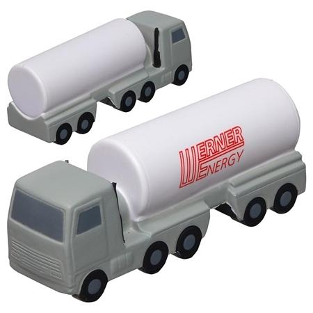 Promotional Oil Tanker Stress Ball