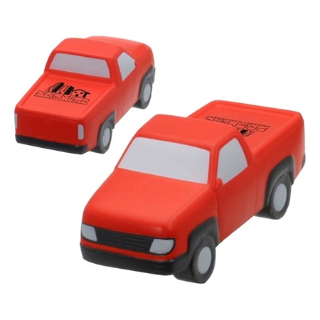 Picture of Custom Printed Pickup Truck Stress Ball
