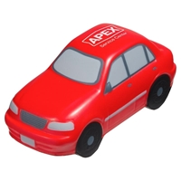 Picture of Custom Printed Sedan Car Stress Ball