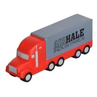 Custom Semi Truck Stress Ball