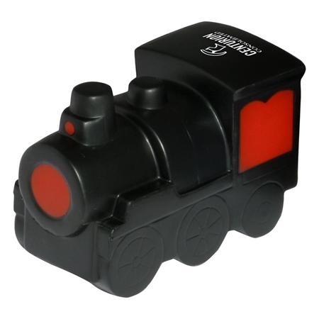Picture of Custom Printed Train Engine Stress Ball