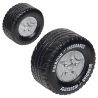 Picture of Custom Printed Tire Stress Ball