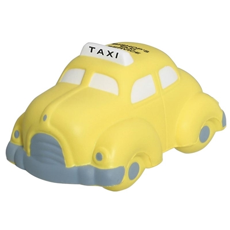 Picture of Custom Printed Taxi Stress Ball
