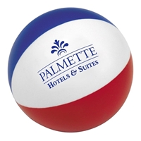 Promo Beach Ball Stress Ball