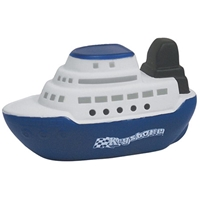 Picture of Custom Printed Cruise Boat Stress Ball