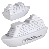 Picture of Custom Printed Cruise Ship Stress Ball