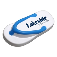 Picture of Custom Printed Flip Flop Stress Ball