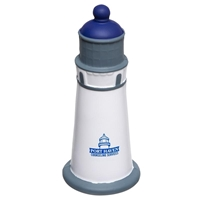 Promotional Lighthouse Stress Ball