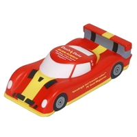 Picture of Custom Printed Stock Car Stress Ball