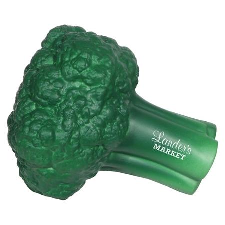 Promotional Broccoli Stress Ball