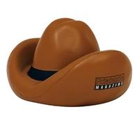 Promotional Cowboy Hat Stress Ball