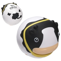 Picture of Custom Printed Milk Cow Wobbler Stress Ball