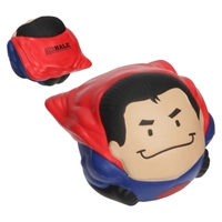 Picture of Custom Printed Super Hero Wobbler Stress Ball