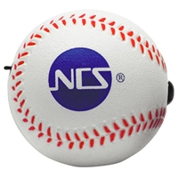 Picture of Custom Printed Baseball Yo-Yo Stress Ball