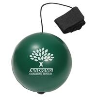 Custom Yo-Yo Bungee Stress Ball