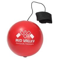 Branded Yo-Yo Bungee Stress Ball