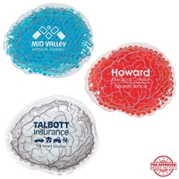 Picture of Custom Printed Brain Hot/Cold Pack