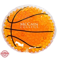 Picture of Custom Printed Basketball Hot/Cold Pack