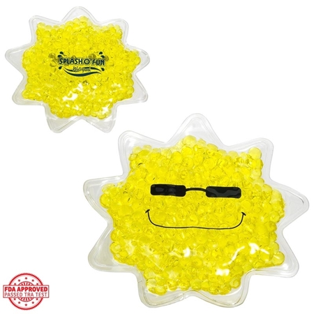 Picture of Custom Printed Cool Sun Hot/Cold Pack