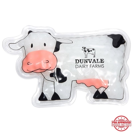 Picture of Custom Printed Milk Cow Hot/Cold Pack