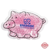 Picture of Custom Printed Pig Hot/Cold Pack