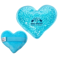 Bulk Plush Heart Hot/Cold Packs