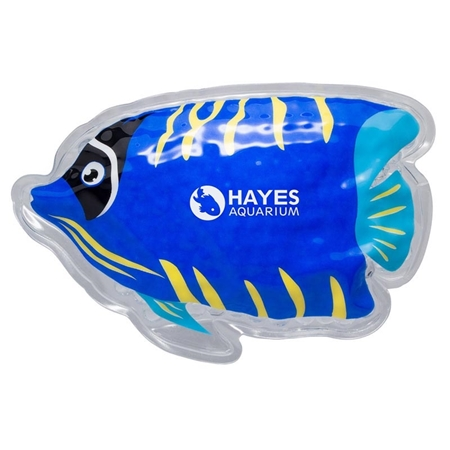 Picture of Custom Printed Tropical Fish Hot/Cold Pack