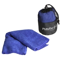 Picture of Custom Printed Quick Dry Towel & Pouch