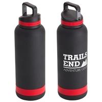 Imprinted Trenton Vacuum Insulated Stainless Steel Bottle
